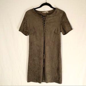 Donating Soon Daniel Rainn Brown Shift Dress S